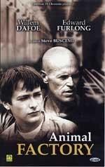 La copertina DVD di Animal factory