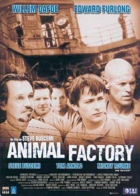 La locandina di Animal factory