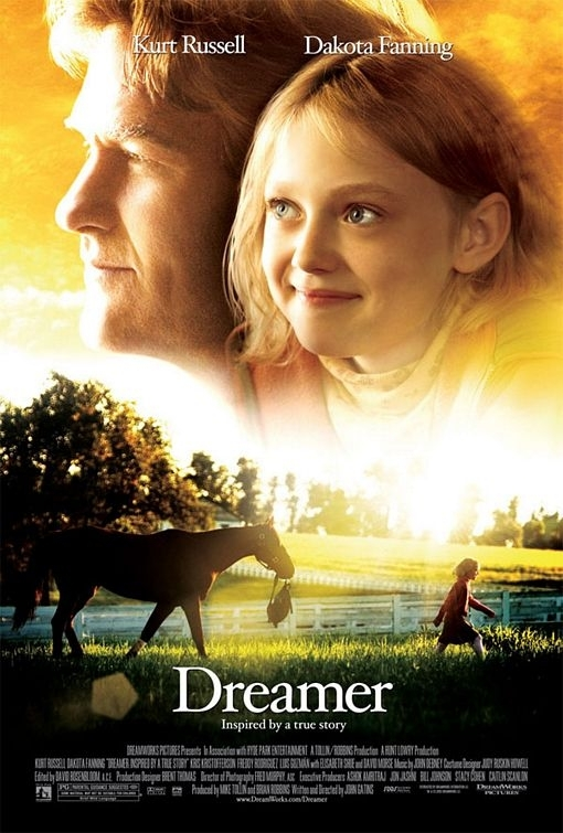 La locandina di Dreamer: Inspired by a True Story