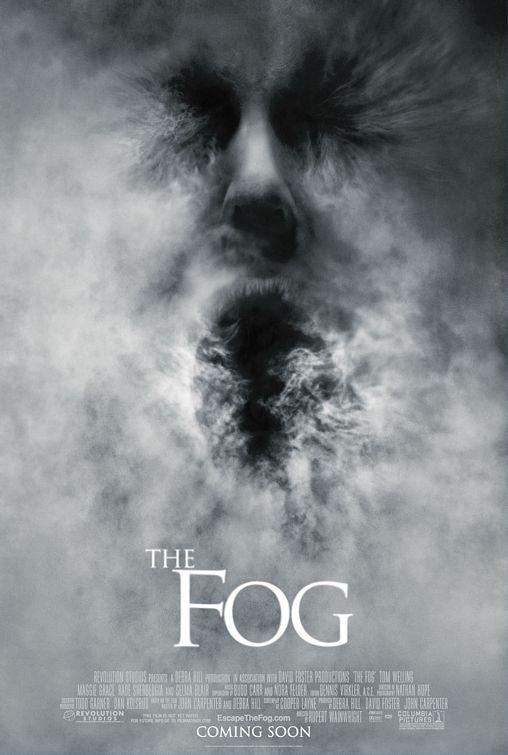 La locandina di The Fog