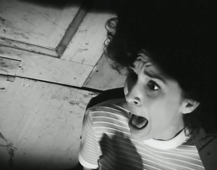 Marilyn Eastman in una scena de La notte dei morti viventi