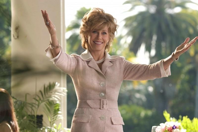 Jane Fonda è l'insopportabile co-protagonista di Quel mostro di mia suocera