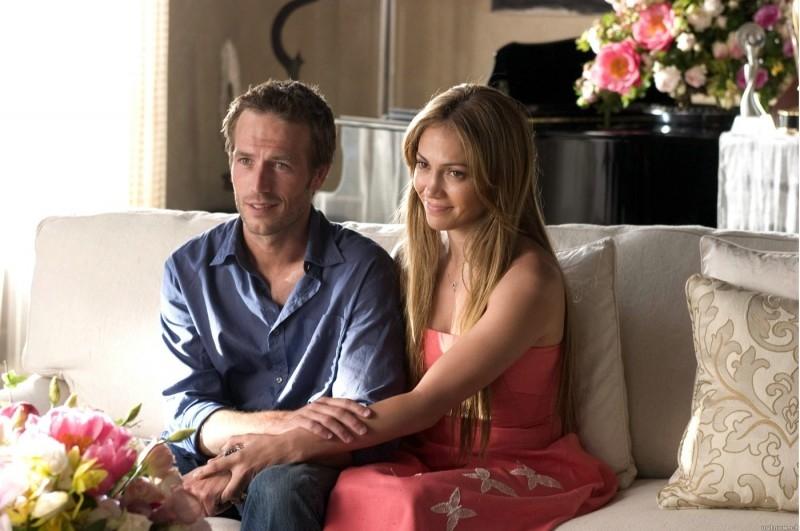 Jennifer Lopez e Michael Vartan in una scena di Quel mostro di mia suocera