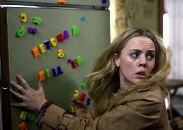 Melissa George in una scena di The Amityville Horror, del 2005