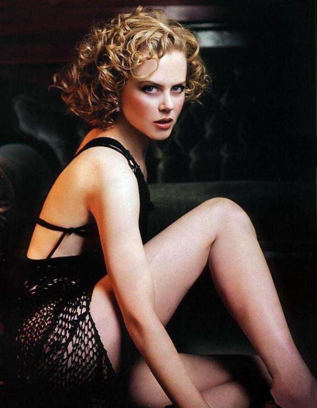Nicole Kidman, sexy e sofisticata