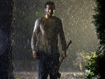 Ryan Reynolds in una scena di The Amityville Horror