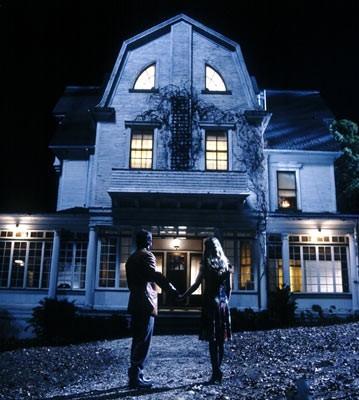 Una scena di The Amityville Horror