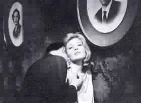 Alain Delon e Monica Vitti