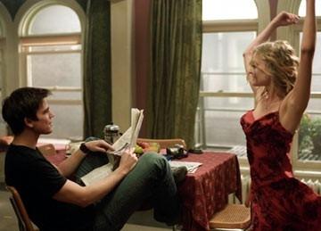 Josh Hartnett insieme a Diane Kruger  in una scena di Appuntamento a Wicker Park