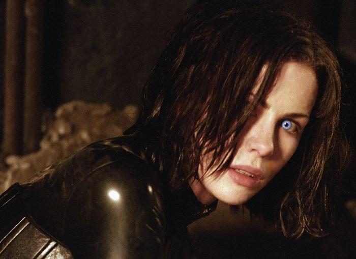Kate Beckinsale è la protagonista di Underworld: Evolution
