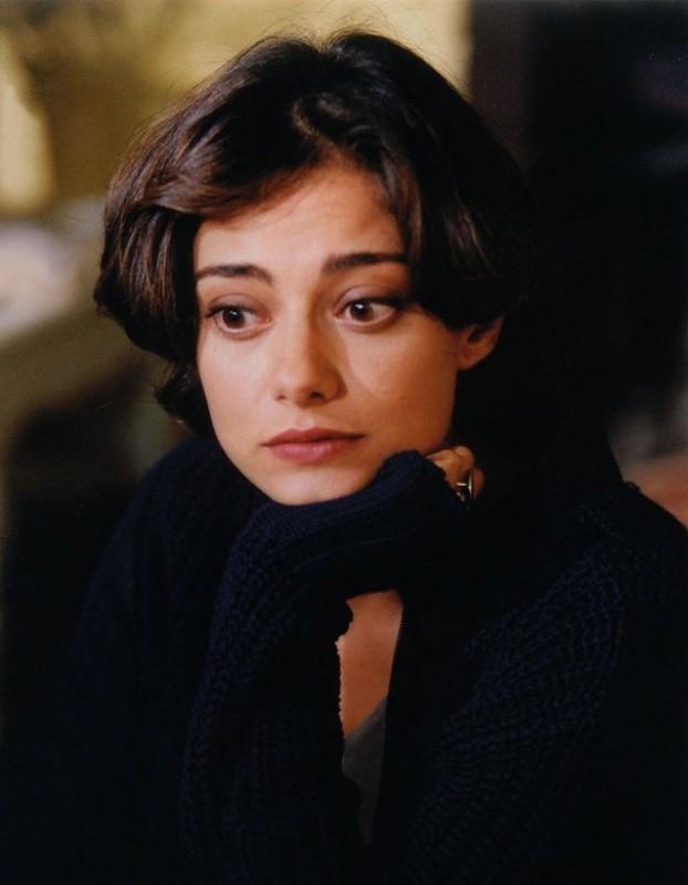 Elena Arvigo in una scena di Bonjour Michel