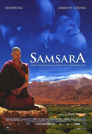 La locandina di Samsara