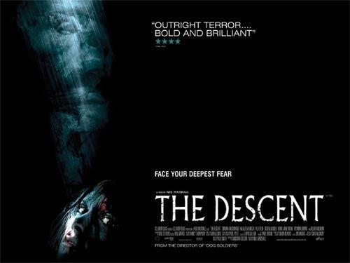 La locandina di The Descent