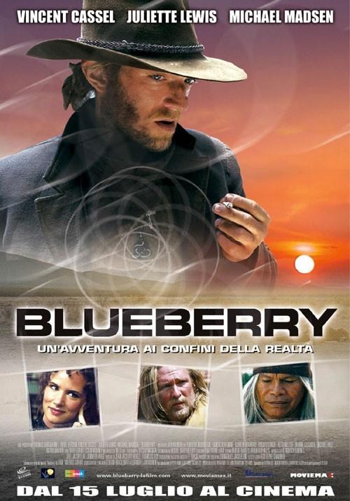 Il manifesto italiano di Blueberry