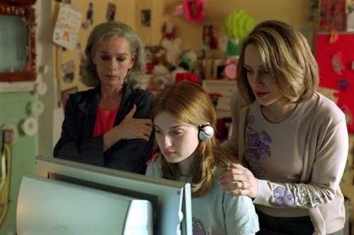 Maria Valverde e Geraldine Chaplin in una scena di Melissa P.