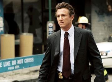 Sean Penn nel film The Interpreter