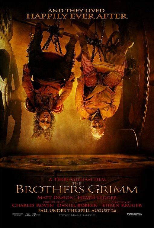 Il manifesto americano di The Brothers Grimm