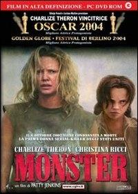 La copertina DVD di Monster