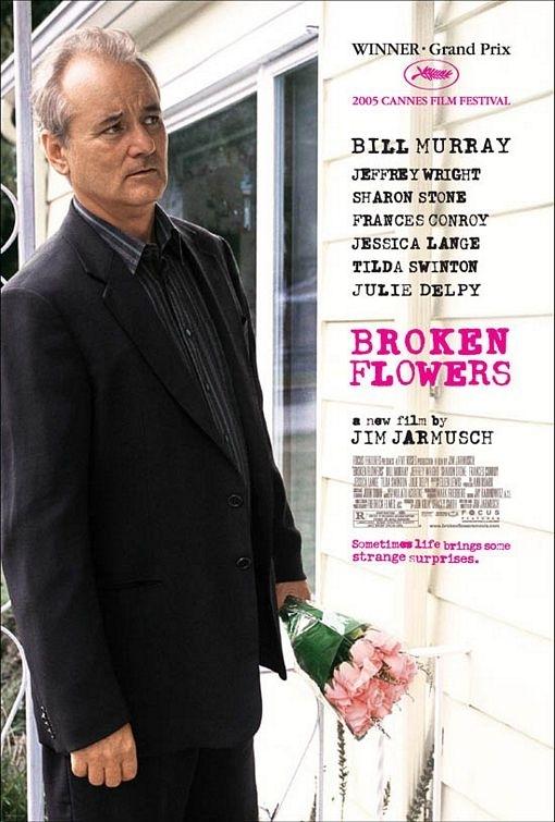 La locandina di Broken Flowers