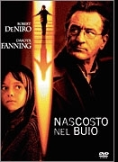 La copertina DVD di Nascosto nel buio