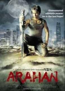 La locandina di Arahan