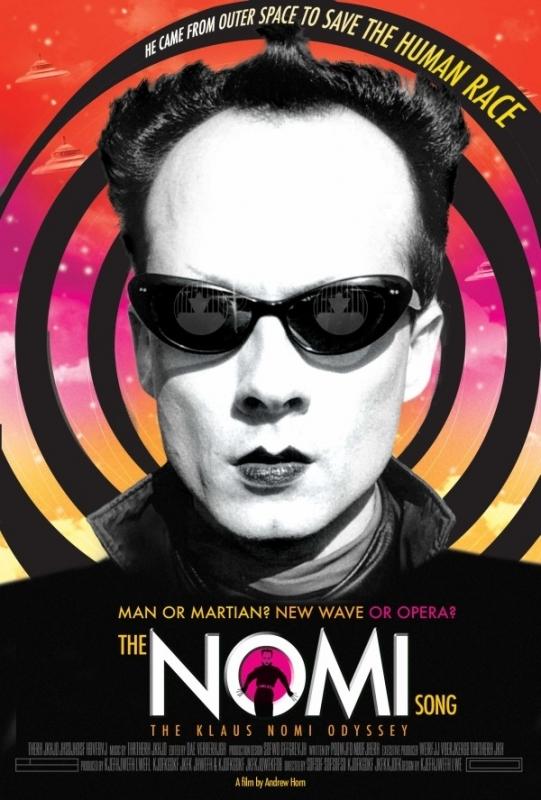 La locandina di The Nomi Song