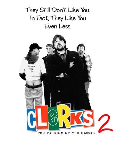 La locandina di The Passion of the Clerks