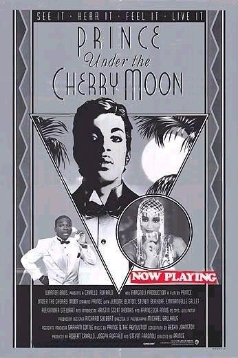 La locandina di Under the Cherry Moon