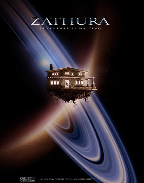 La locandina di Zathura - un'avventura spaziale