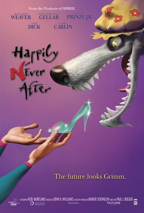 La locandina di Happily N'Ever After