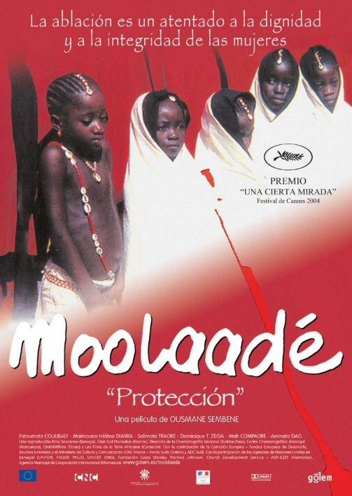La locandina di Moolaadé