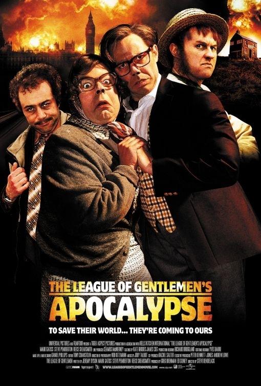 La locandina di The League of Gentlemen's Apocalypse