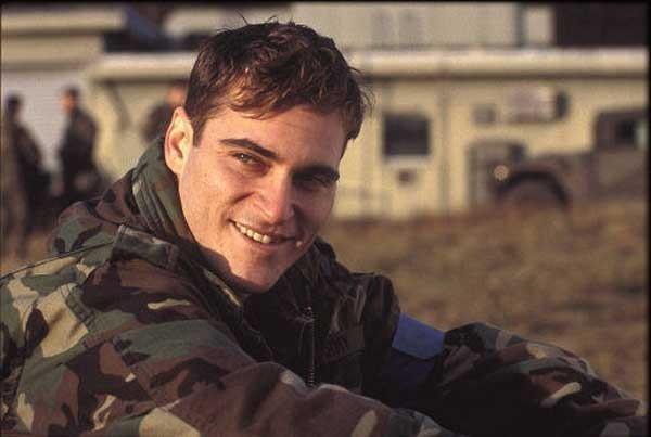 Joaquin Phoenix in una immagine di Buffalo Soldiers