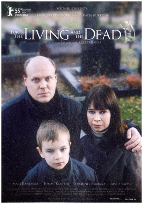 La locandina di For the Living and the Dead