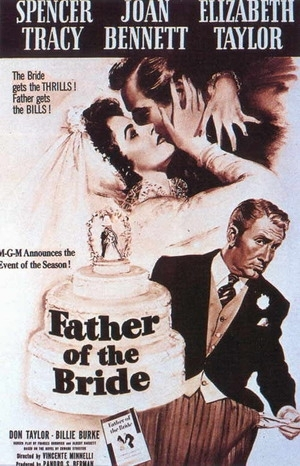 La locandina di Il padre della sposa