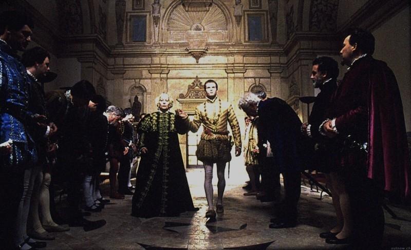Una scena de Il quinto impero