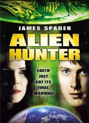 La locandina di Cacciatore di alieni
