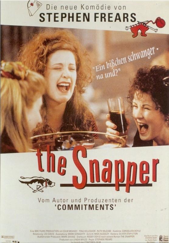 La locandina di The Snapper