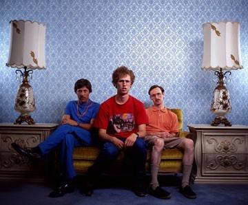 Aaron Ruell, Jon Heder e Jon Gries in una scena di Napoleon Dynamite