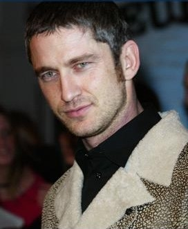 Gerry Butler nel backstage degli MTV European Music Awards