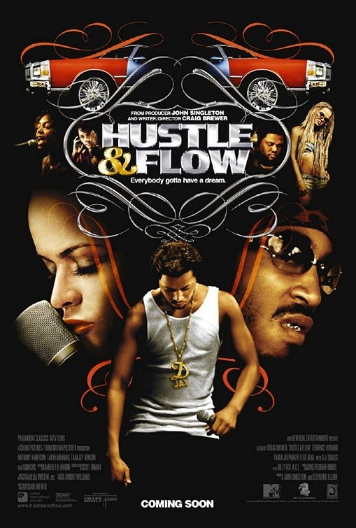 La locandina di Hustle & Flow