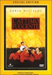 La copertina DVD di L'Attimo Fuggente - Special Edition
