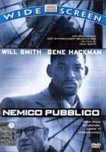 La copertina DVD di Nemico pubblico special edition