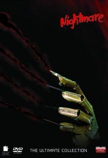 La copertina DVD di Nightmare - The Ultimate Collection