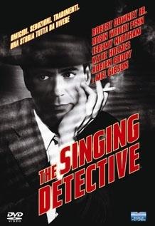 La copertina DVD di The Singing Detective
