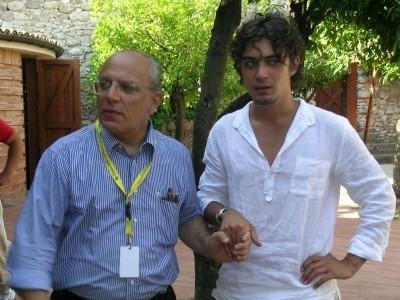 2005 - Riccardo Scamarcio Festival di Giffoni