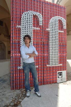 Riccardo Scamarcio, Festival di Giffoni 2005