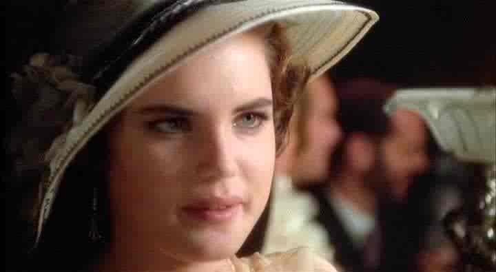Deborah (Elizabeth McGovern) in C'ERA UNA VOLTA IN AMERICA