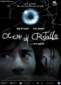 La copertina DVD di Il DVD di Occhi di cristallo