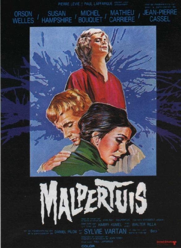 La locandina di Malpertuis